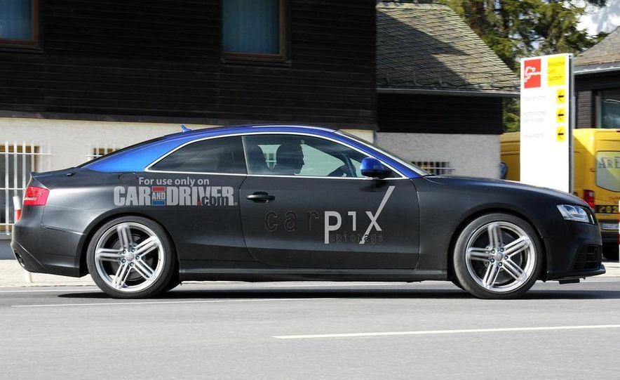 2011 Audi RS 5 (spy photo) - Slide 3