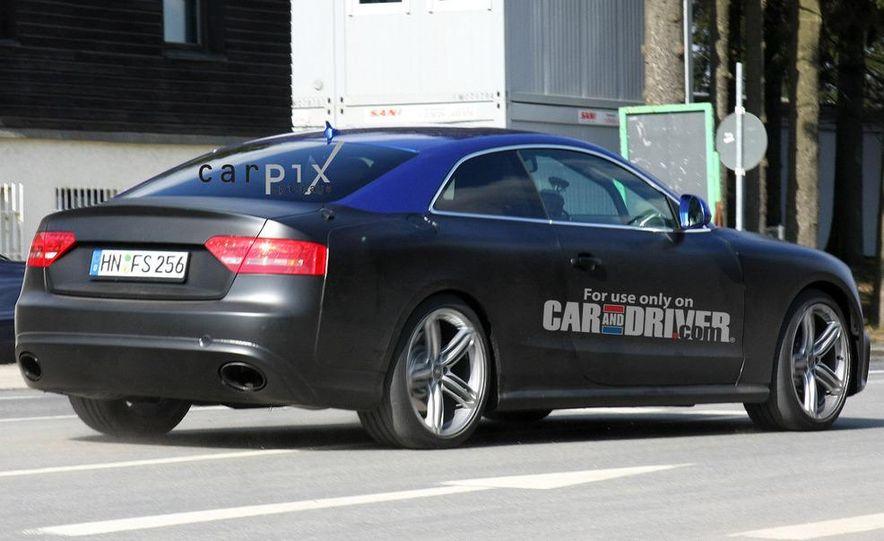 2011 Audi RS 5 (spy photo) - Slide 4