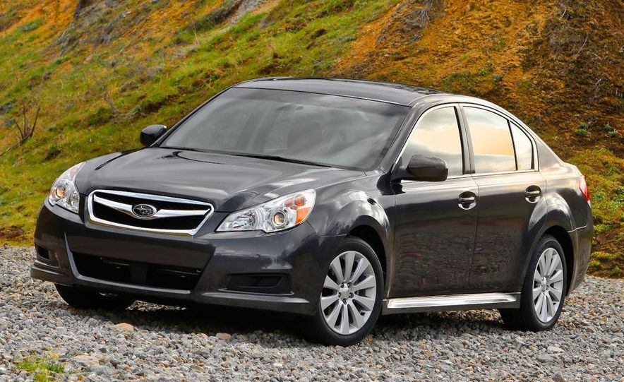2010 Subaru Legacy - Slide 1