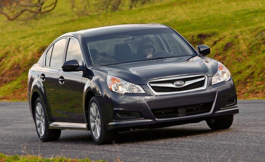 2010 Subaru Legacy - Slide 6