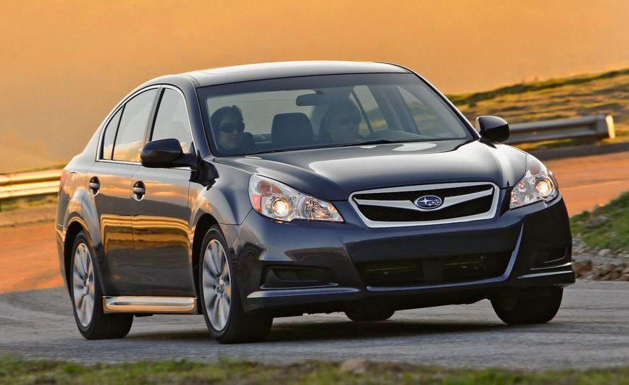 2010 Subaru Legacy - Slide 7