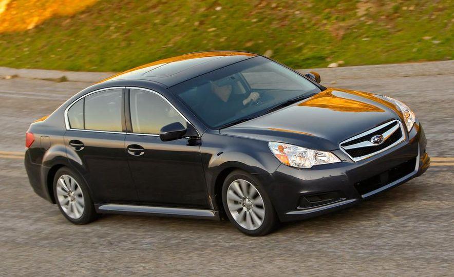 2010 Subaru Legacy - Slide 8