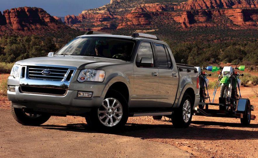 2009 Ford Explorer Sport Trac Limited - Slide 1