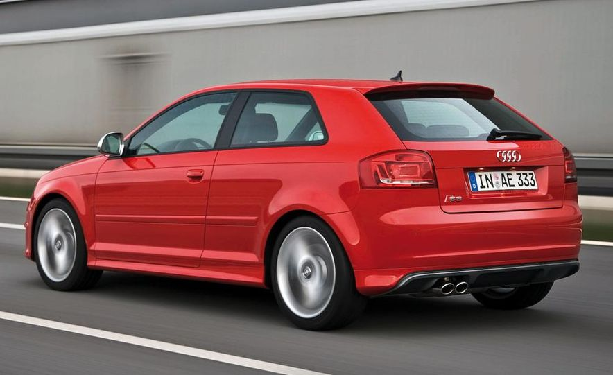 2010/11 Audi RS 3 (artist's rendering) - Slide 41