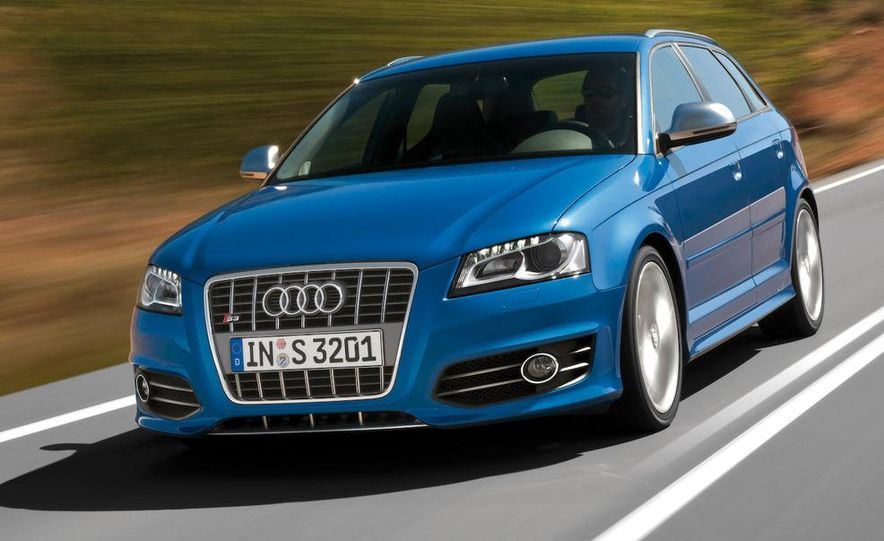 2010/11 Audi RS 3 (artist's rendering) - Slide 17