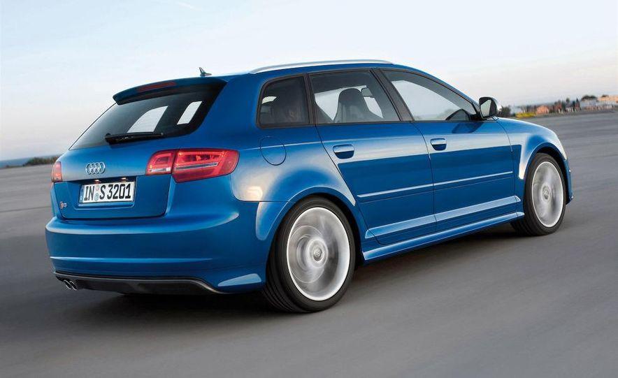 2010/11 Audi RS 3 (artist's rendering) - Slide 29