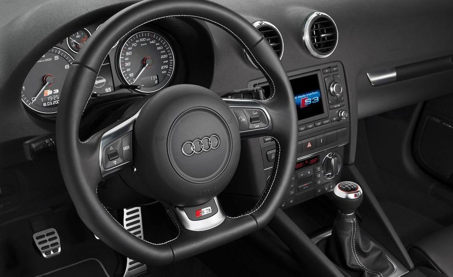 2010/11 Audi RS 3 (artist's rendering) - Slide 35