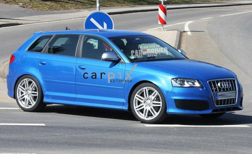 2010/11 Audi RS 3 (artist's rendering) - Slide 5
