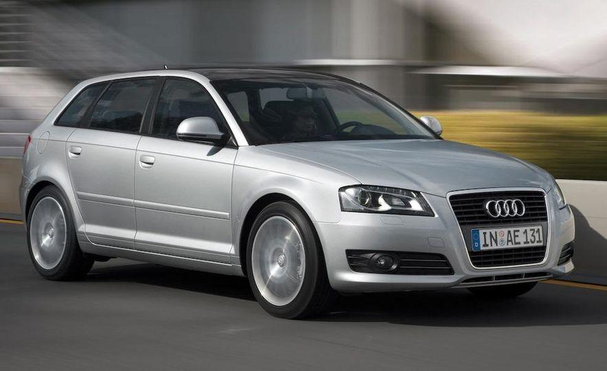 2009 Audi A3 (European-spec) - Slide 1