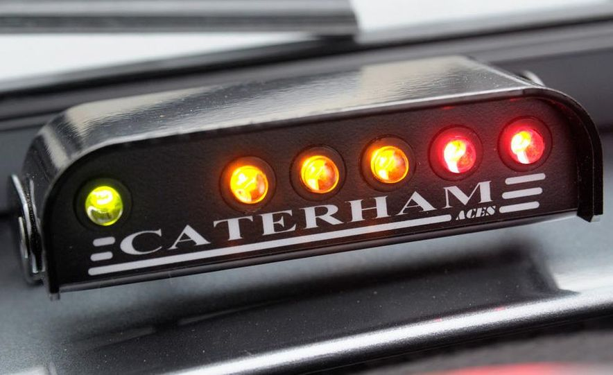 2008 Caterham 7 Superlight R400 - Slide 10