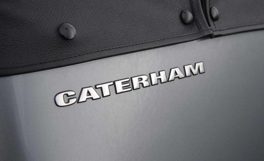2008 Caterham 7 Superlight R400 - Slide 14