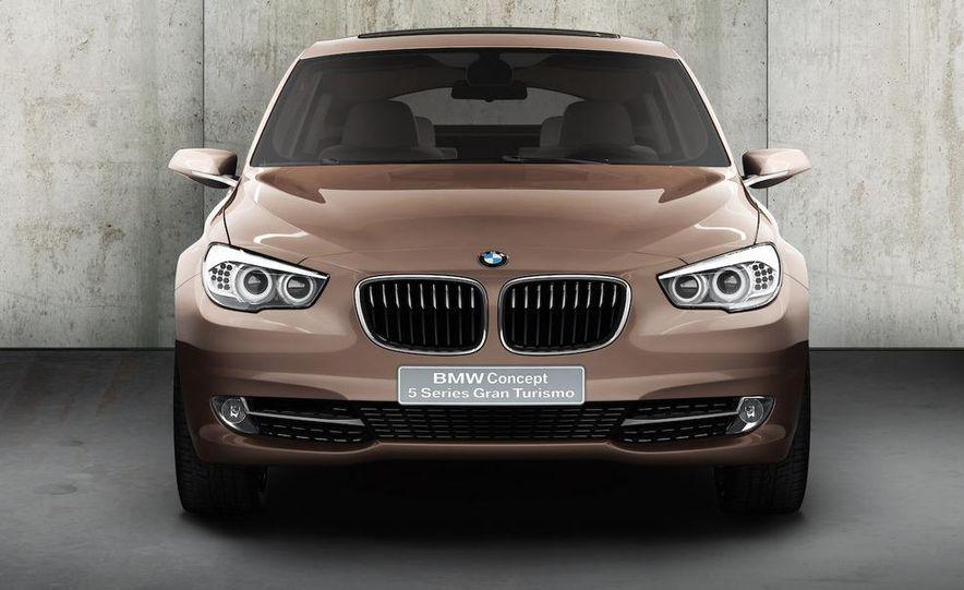 BMW 5-series Gran Turismo concept - Slide 1
