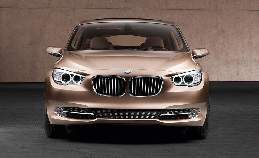 BMW 5-series Gran Turismo concept - Slide 2