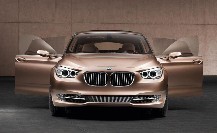 BMW 5-series Gran Turismo concept - Slide 4