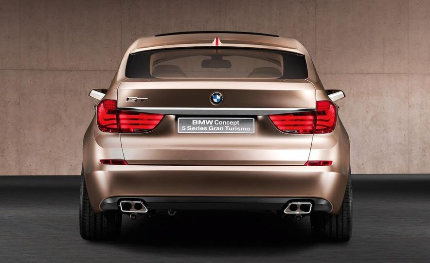 BMW 5-series Gran Turismo concept - Slide 7