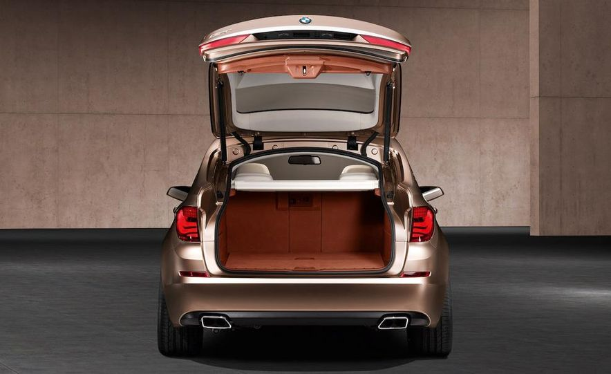 BMW 5-series Gran Turismo concept - Slide 8