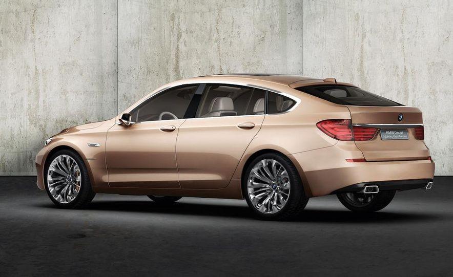 BMW 5-series Gran Turismo concept - Slide 13