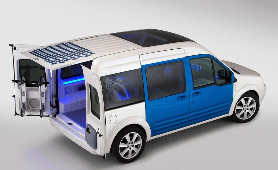 Ford Transit Connect Family One concept - Slide 7