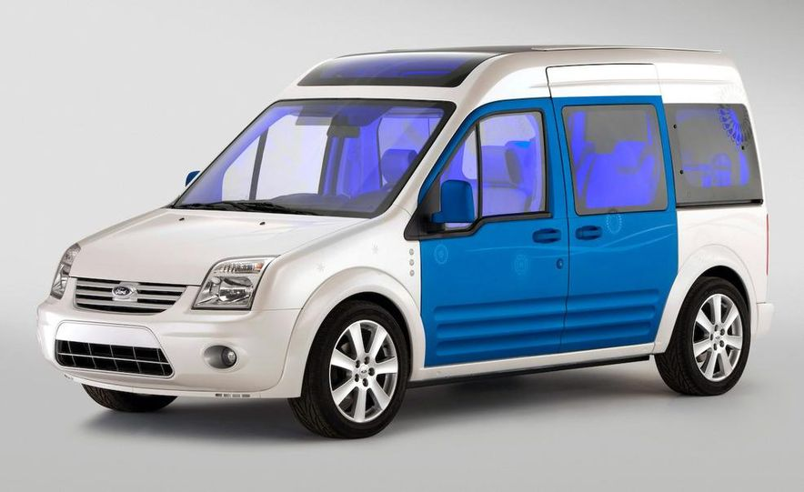 Ford Transit Connect Family One concept - Slide 3