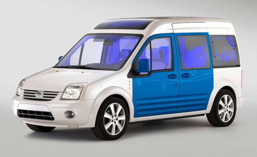 Ford Transit Connect Family One concept - Slide 2