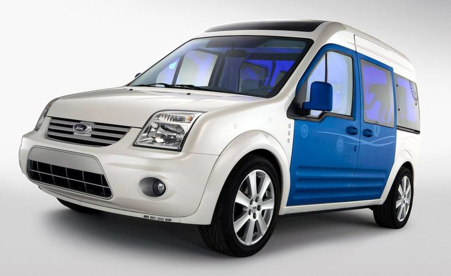 Ford Transit Connect Family One concept - Slide 1