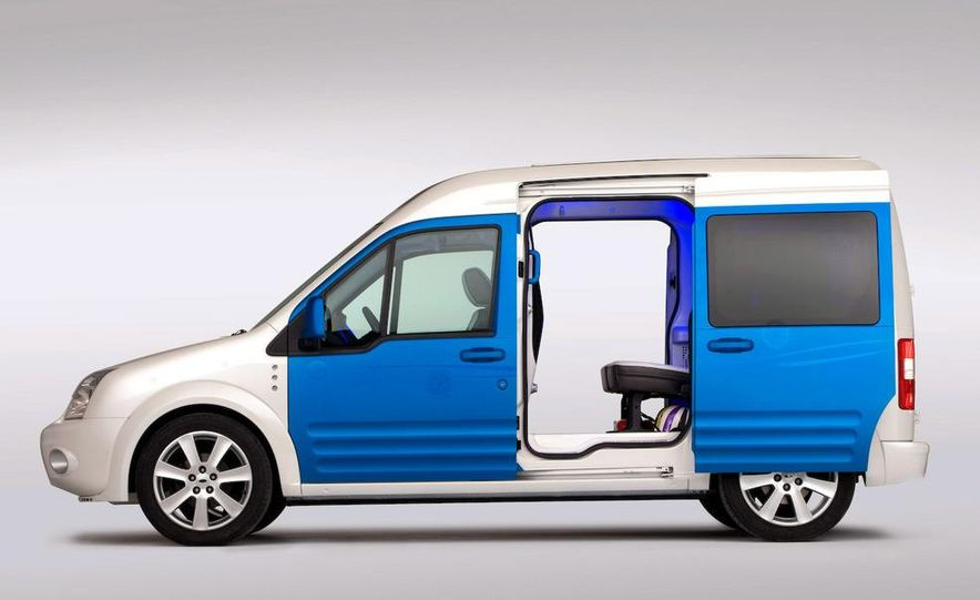 Ford Transit Connect Family One concept - Slide 5