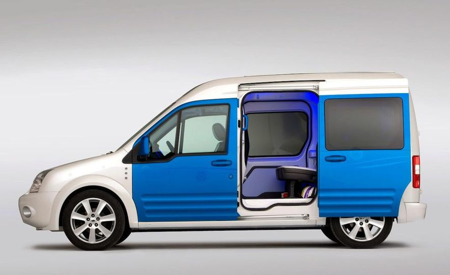 Ford Transit Connect Family One concept - Slide 6