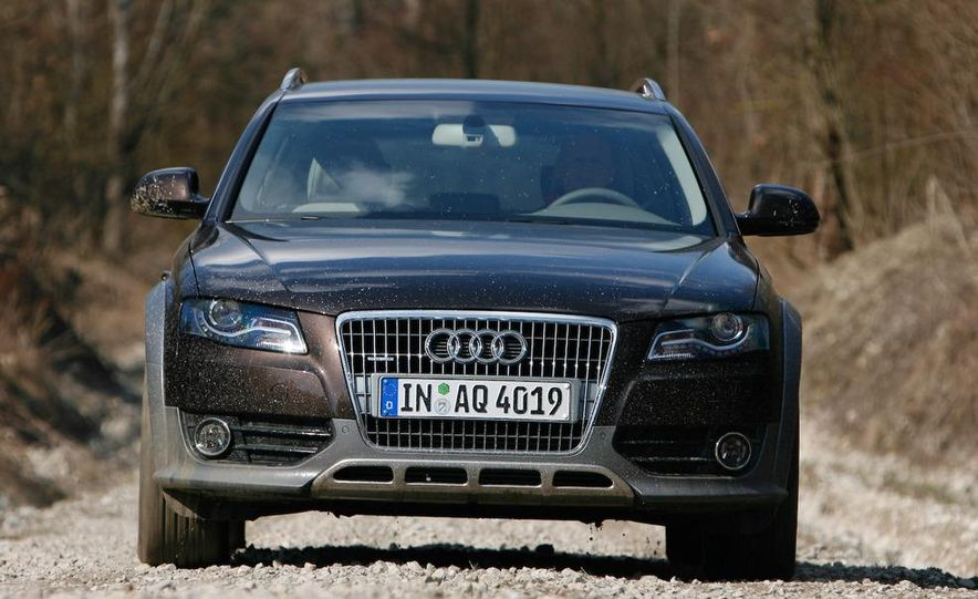 2010 Audi A4 Allroad 2.0 TFSI - Slide 21