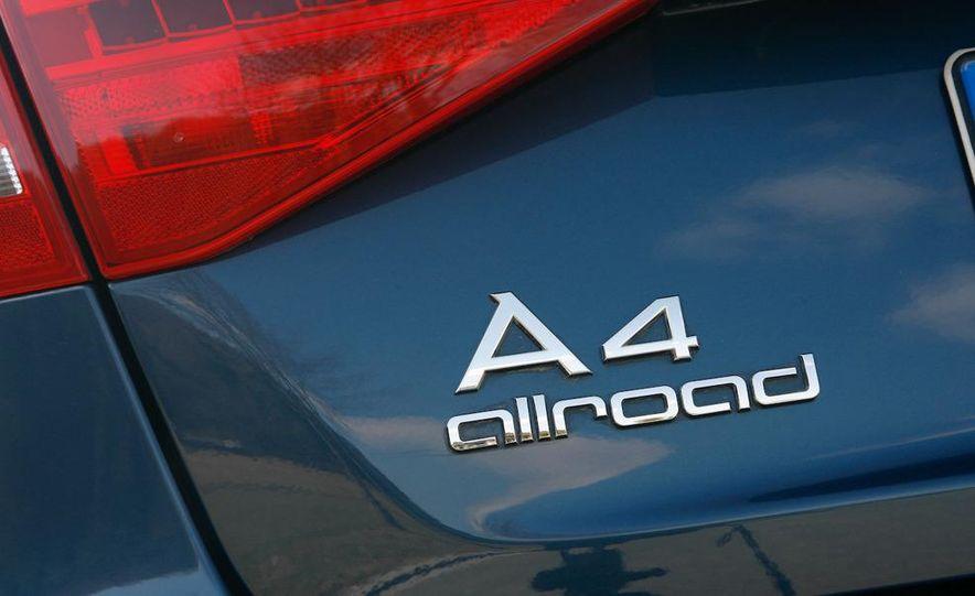 2010 Audi A4 Allroad 2.0 TFSI - Slide 13