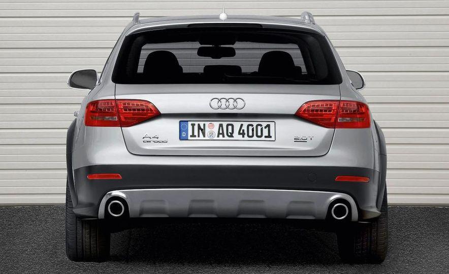 2010 Audi A4 Allroad 2.0 TFSI - Slide 1