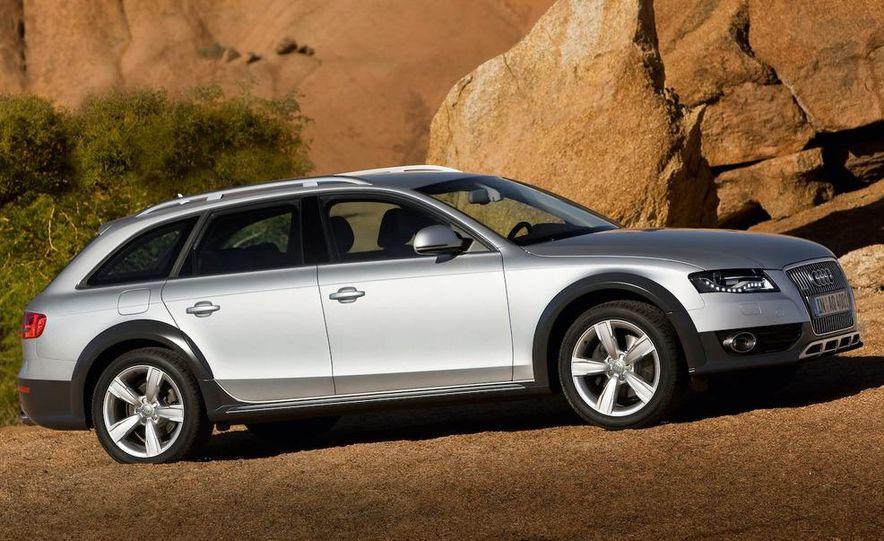 2010 Audi A4 Allroad 2.0 TFSI - Slide 3