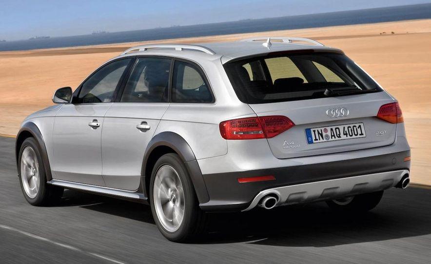 2010 Audi A4 Allroad 2.0 TFSI - Slide 6