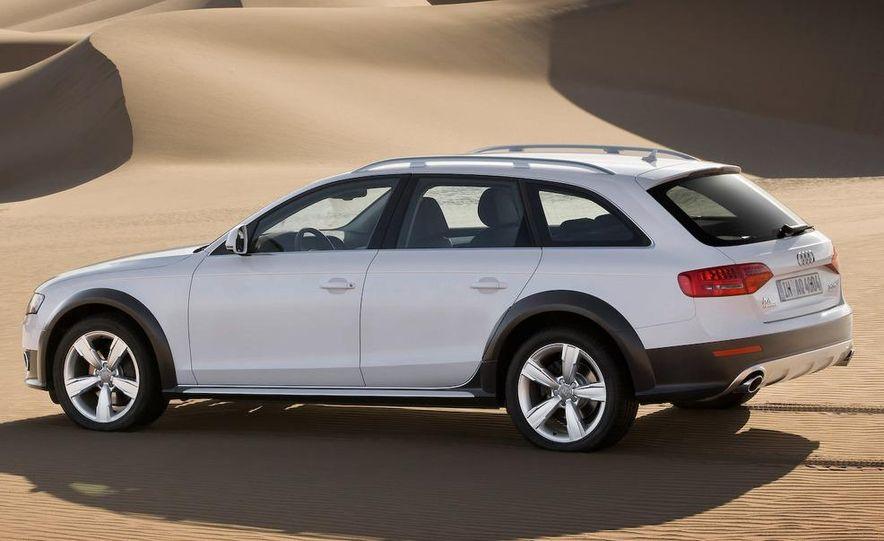 2010 Audi A4 Allroad 2.0 TFSI - Slide 10