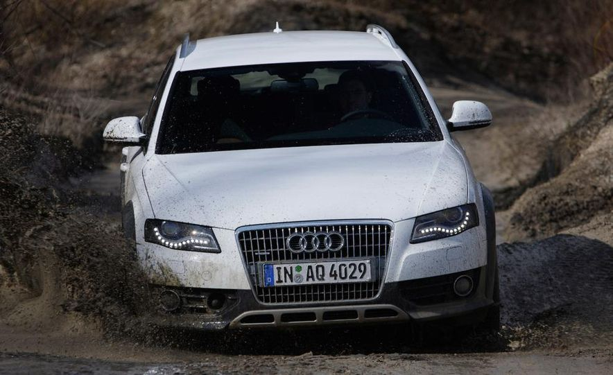 2010 Audi A4 Allroad 2.0 TFSI - Slide 19