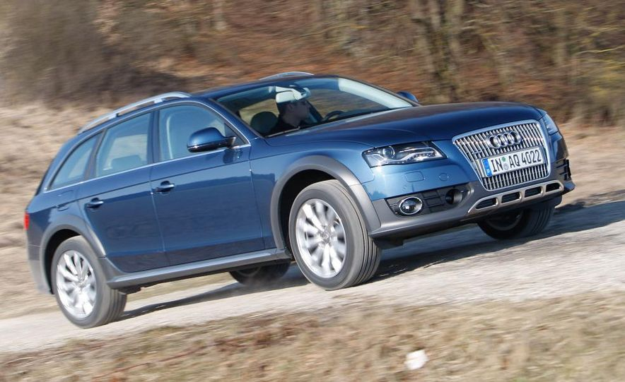 2010 Audi A4 Allroad 2.0 TFSI - Slide 22