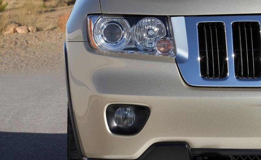 2011 Jeep Grand Cherokee - Slide 37