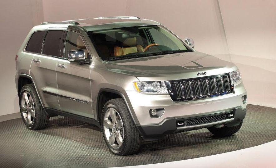 2011 Jeep Grand Cherokee - Slide 3