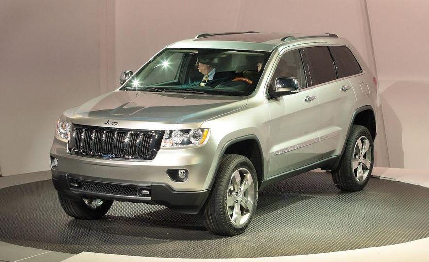 2011 Jeep Grand Cherokee - Slide 4
