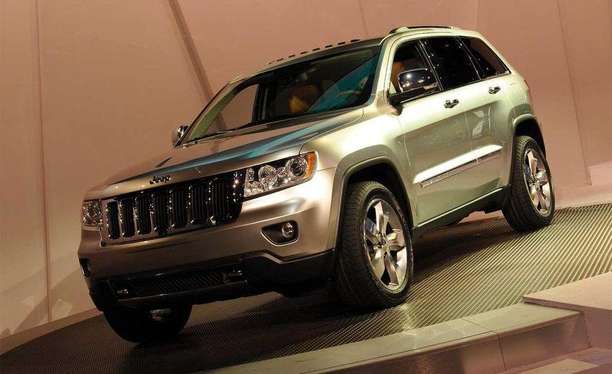 2011 Jeep Grand Cherokee - Slide 5