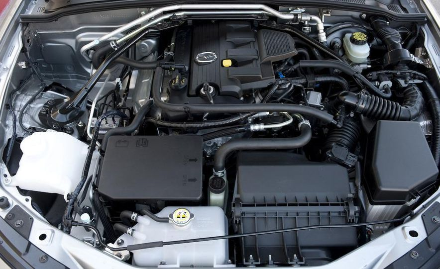 2009 Mazda MX-5 Miata PRHT (Power Retractable Hardtop) Grand Touring - Slide 71