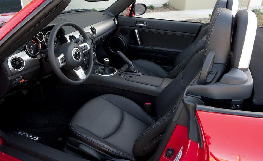2009 Mazda MX-5 Miata PRHT (Power Retractable Hardtop) Grand Touring - Slide 63