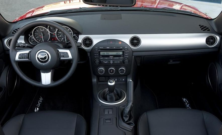2009 Mazda MX-5 Miata PRHT (Power Retractable Hardtop) Grand Touring - Slide 64