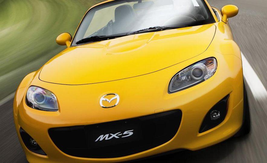 2009 Mazda MX-5 Miata PRHT (Power Retractable Hardtop) Grand Touring - Slide 19