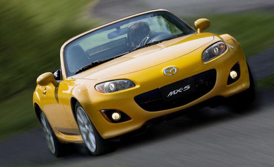 2009 Mazda MX-5 Miata PRHT (Power Retractable Hardtop) Grand Touring - Slide 21