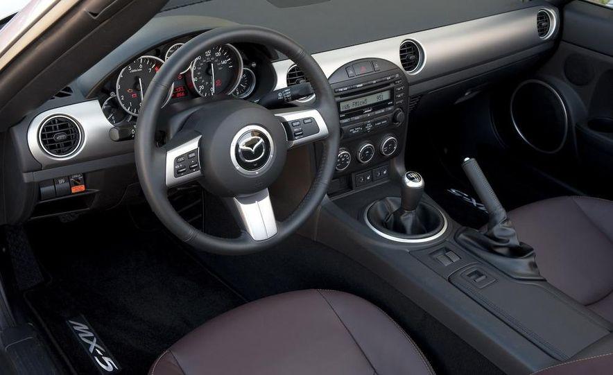 2009 Mazda MX-5 Miata PRHT (Power Retractable Hardtop) Grand Touring - Slide 62