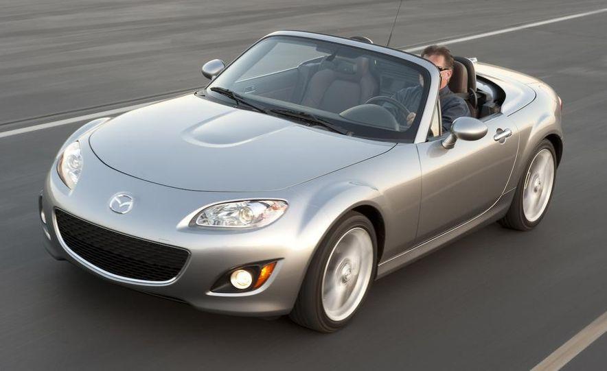 2009 Mazda MX-5 Miata PRHT (Power Retractable Hardtop) Grand Touring - Slide 4