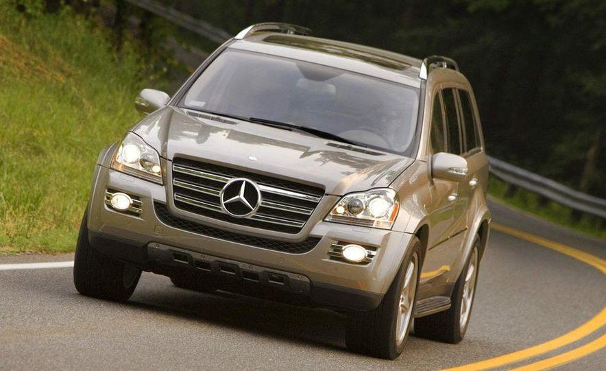 2010 Mercedes-Benz GL350 BlueTec 4MATIC - Slide 32