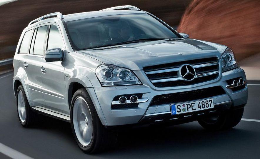 2010 Mercedes-Benz GL350 BlueTec 4MATIC - Slide 42