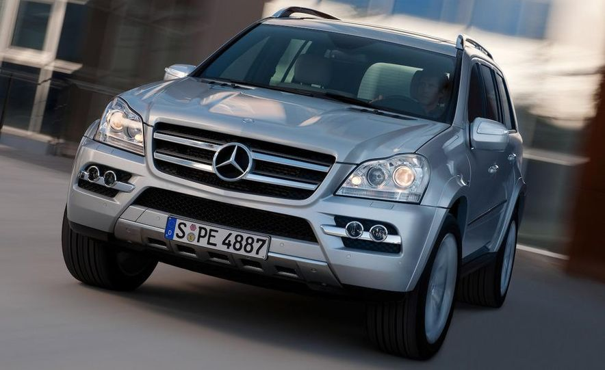 2010 Mercedes-Benz GL350 BlueTec 4MATIC - Slide 46