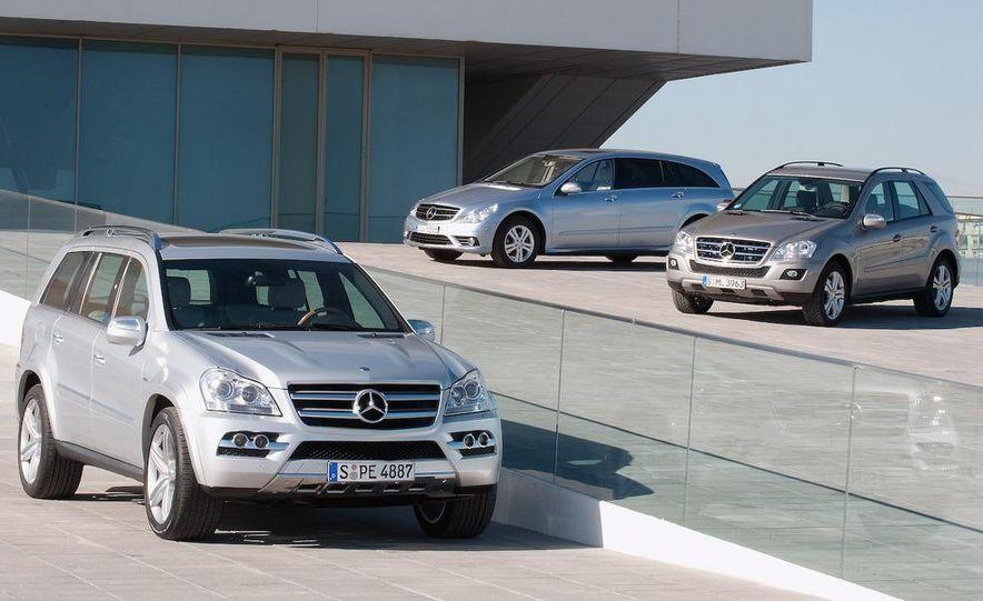 2010 Mercedes-Benz GL350 BlueTec 4MATIC - Slide 35